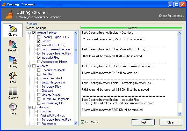free pc registry repair software